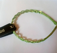 Bijoux glittery lattice headband (Code 3054)